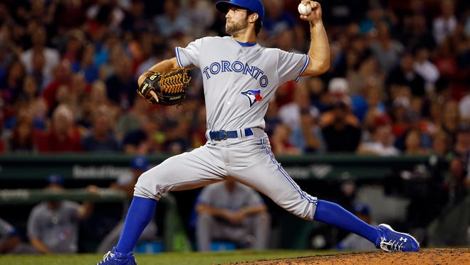 Daniel Norris is one of 11 former Lansing Lugnuts on the Toronto Blue Jays' active roster. The Lugnuts and Blue Jays extended their player development contract through 2016 on Tuesday.