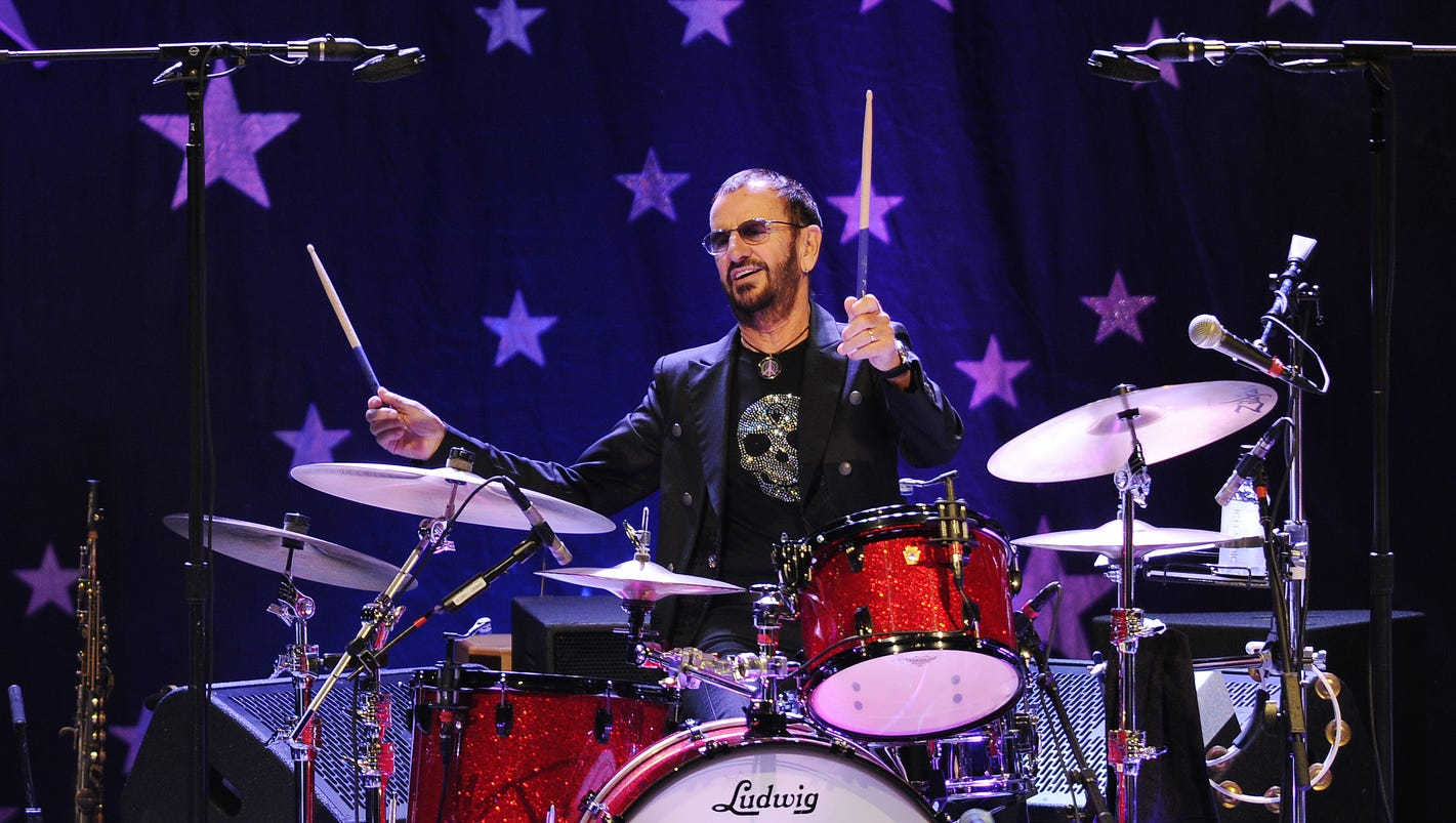 June Calendar Nashville : Ringo starr to play nights at ryman