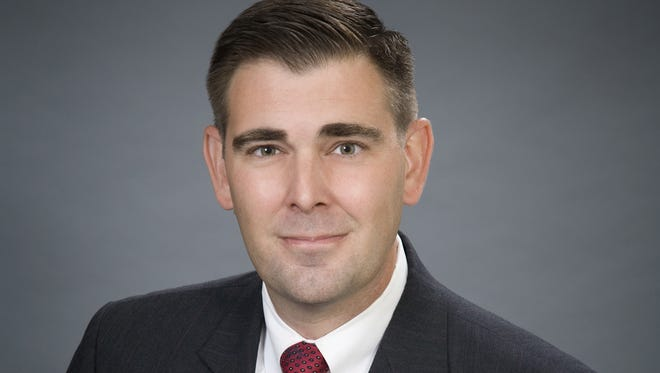 """Rep. Andy Gipson authored the """"Mississippi Church Protection Act."""" Rep. Andy Gipson, R-Braxton"""