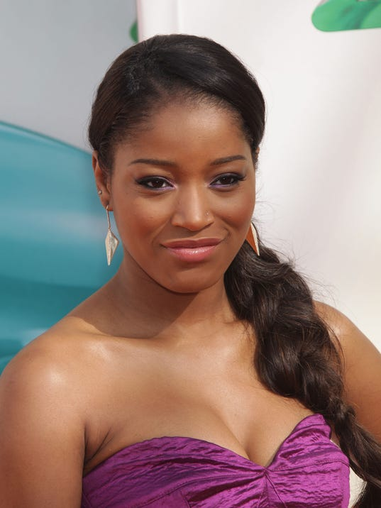 Keke Palmer-2012 Nickelodeon Kids' Choice Awards, Galen Center, Los Angeles, 03/31/2012