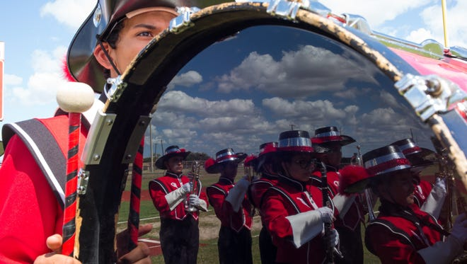 The Premont High School marching band performed during the South Texas Crossroads Marching Festival in October 2016 at Cottonpicker Stadium in Robstown. The Premont Mighty Cowboy Band and Mariachi Estrella were selected as the 2017 Section 6 recipient of the National High School Heart of the Arts Award by the National Federation of State High School Associations.