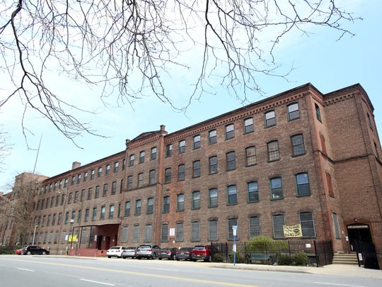 The R.J. Rose Realty property, a former Alexander Smith carpet mill building on Nepperhan Avenue in Yonkers.