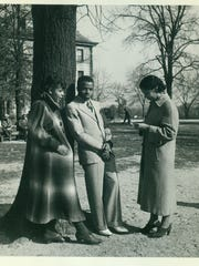 Virginia Union College in the 1940's