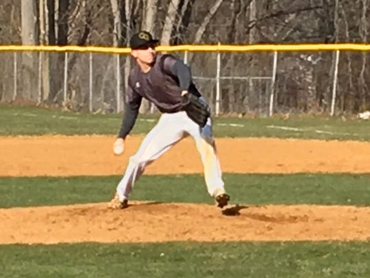 Cedar Grove junior Ray Williams tossed a complete game