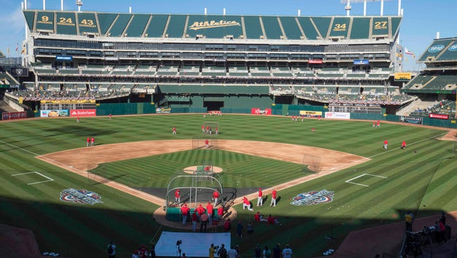 The Athletics rank second-to-last in home attendance.