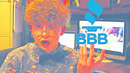 Pratt High School student Troy Hamm, recently won an award for creating a winning video in the Better Business Bureau promotional contest.