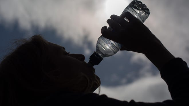 The Nashville Rescue Mission needs bottled water donations to help the city's homeless population stay hydrated as the weather heats up.