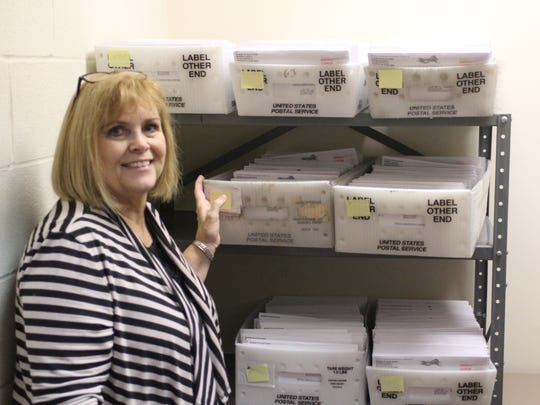 Sue Schwamberger, the ex-deputy director of the Marion County Board of Elections who was fired, has filed a complaint in federal court challenging her firing and seeking damages.