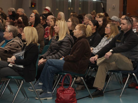 More than 100 local residents attended the Marion County F.I.R.S.T. Drug Court graduation Friday at Marion First Church of the Nazarene.