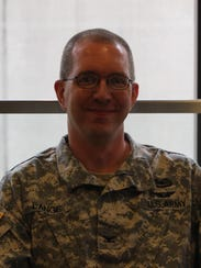 Col. Christopher Lange is the chief of behavior health