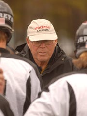 Dick Rizk founded the Boonton boys lacrosse team, and