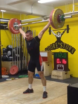 Dr. Edward C. Camacho, an associate at the Plaza Chiropractic Center in Old Bridge, took first place at the 2015 Moorestown Fall Open Weightlifting Championships.