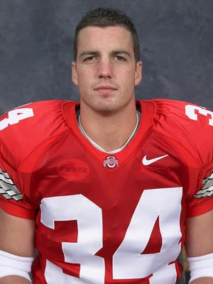 Rob Harley as an Ohio State player in 2004.