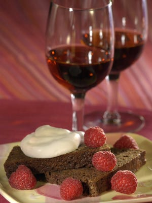 Port-style wines are made from grapes that grow well in New Jersey, and go well with dessert.