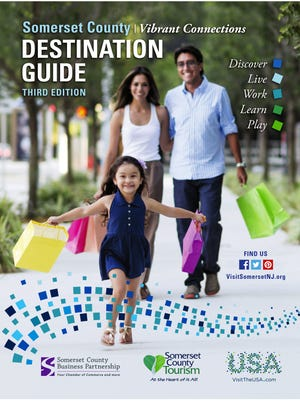 Somerset County Tourism recently released the third edition of its Destination Guide.