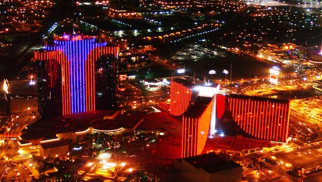 FILE:  The Rio Hotel and Casino is seen on May 30, 2002 in Las Vegas.