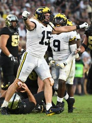 Chase Winovich expects more from Michigan's offense