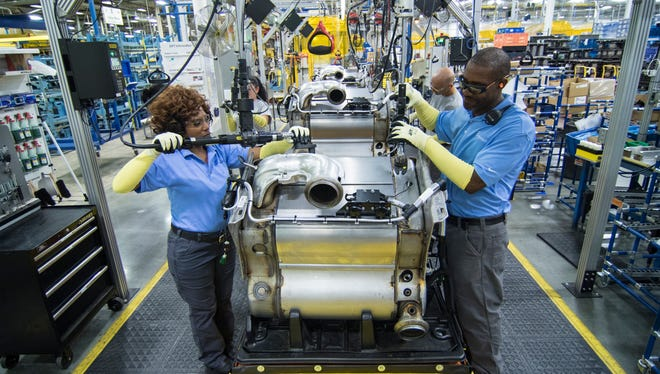 A quarter of Livingston County manufacturers are very concerned they won't have enough workers in their factories over the next  12 to 24 months.
