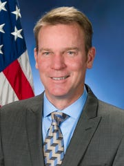 State Sen.-elect Dan Laughlin