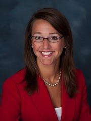 Rebekah K. Staples is a policy adviser to Lt. Gov.
