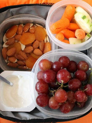 A healthy lunch help you in the long run.