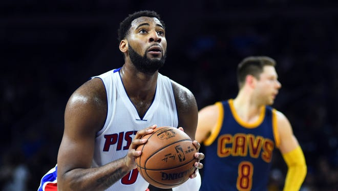 Andre Drummond shot a league-worst 35.5% (208-for-586) from the free throw line in 2015-2016.