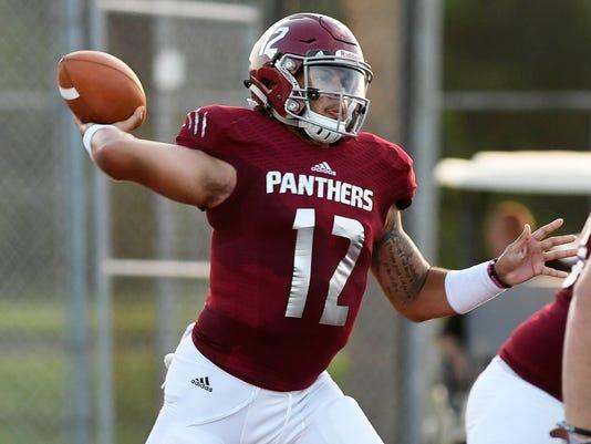 College Football: Shorter at FLorida Tech