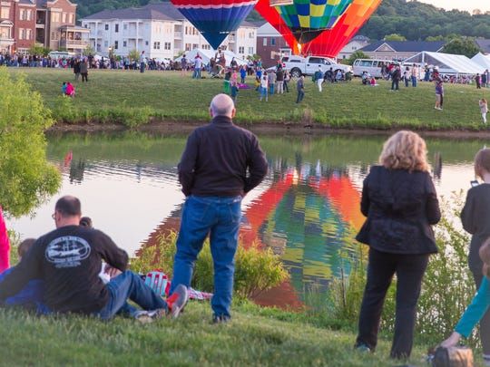 The Franklin Hot Air Balloon Festival is among a variety of events scheduled for residents of Westhaven in Franklin.