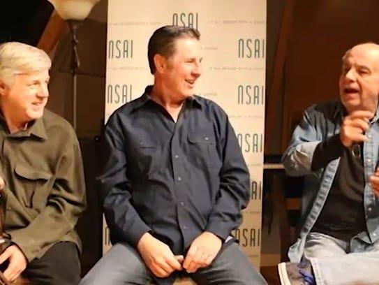 Nashville Songwriters Association International Executive Director Bart Herbison