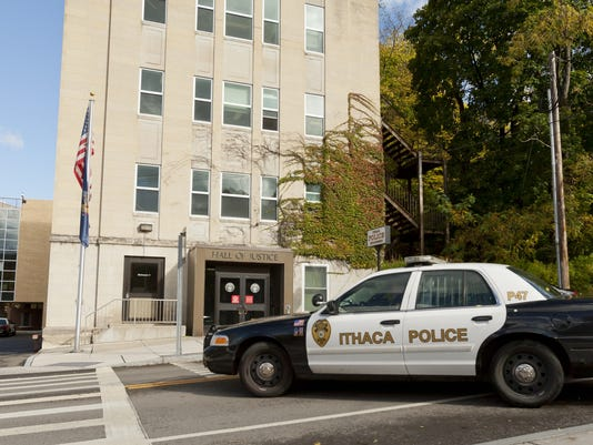 ITH Ithaca Police