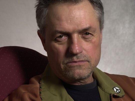 Film director and Upper Nyack resident Jonathan Demme