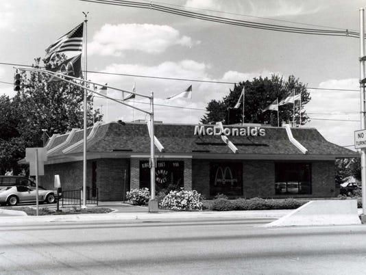 McDonalds NJ