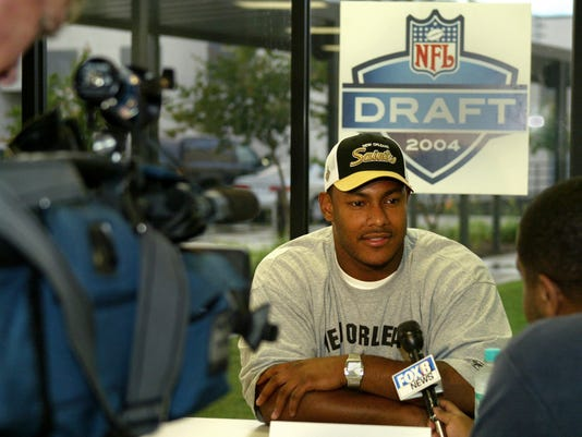 AP SAINTS MINICAMP S FBN USA LA