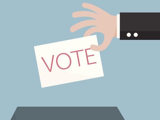 Remember to vote on Nov. 6.