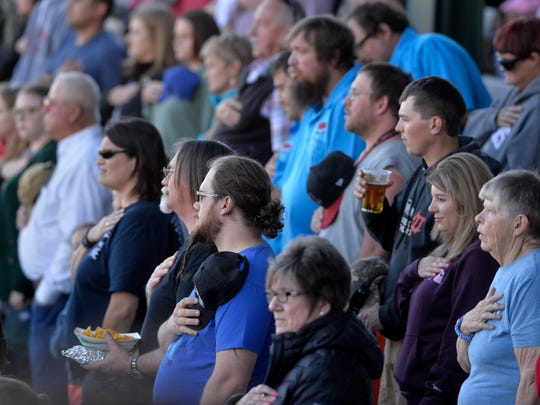 Centene Stadium is the place to be for baseball fans Thursday night as the Great Falls Voyagers try to secure another Pioneer League championship.