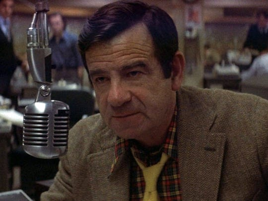 "United Artists Walter Matthau deals with ruthless hostage takers in the 1974 thriller ""The Taking of Pelham One Two Three."""