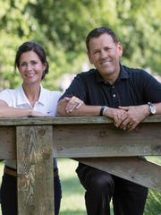 Husband and wife Dave and Jan Dalton are the founders of Franklin-based eBars.