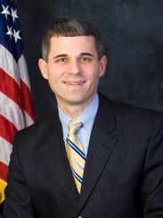State Rep. Rob Kauffman, R-Chambersburg, represents