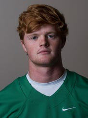Holtville's Todd Buck during the Montgomery Advertiser