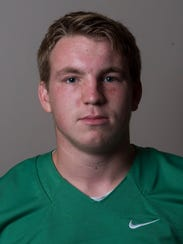 Holtville's Alex Boling during the Montgomery Advertiser