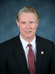 Glenn Boyce, Commissioner of Higher Education with
