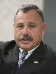 John J. Novak is shown in this 2016 file photo.