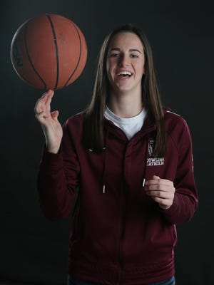 Dowling Catholic's Caitlin Clark has been selected to the 2017 USA Women's U16 National Team.