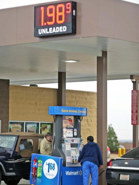 AP GAS PRICES A F USA NC