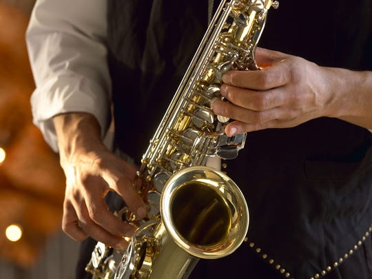 Big Bad Voodoo Daddy found itself short three saxophones when it showed up to play the 2014 jazz fest.