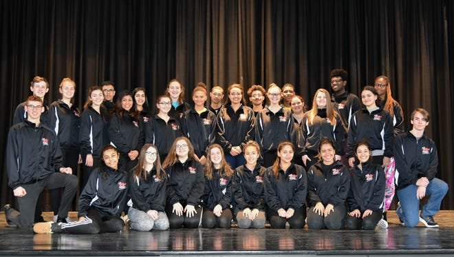 """Vineland High School's Cap 'n' Dagger Club will present """"Sister Act"""" at 7 p.m. March 9 and 10 and 2 and 7 p.m. March 11 in the Vineland High School South auditorium, 2880 E. Chestnut Ave., Vineland."""