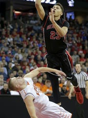 La Crosse Central's Kobe King was a unanimous selection as the Associated Press all-state boys basketball player of the year.