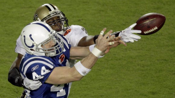 Roman Harper won a Super Bowl with the New Orleans