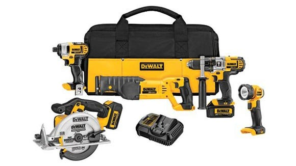 Tackle bigger projects with a more robust tool kit.