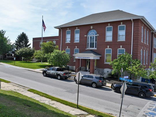 West York Borough Office, 1381 W Poplar Street.